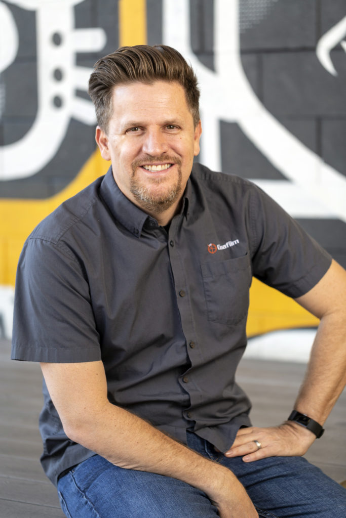 Lance Maurer,Cinnafilm CEO