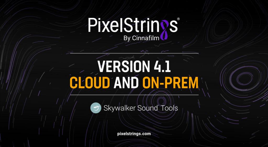 Cinnafilm Pixelstrings v4.1
